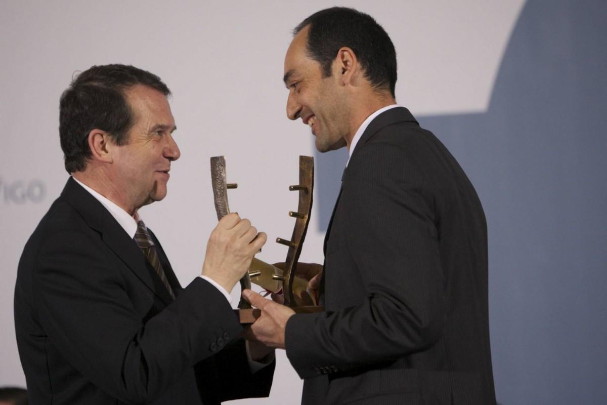 Reconquista 2010, nomeamento Vigueses Distinguidos e Medalla da Cidade - slide 5