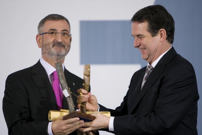 Reconquista 2010, nomeamento Vigueses Distinguidos e Medalla da Cidade - slide 6