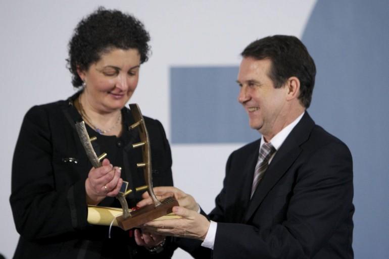 Reconquista 2010, nomeamento Vigueses Distinguidos e Medalla da Cidade - slide 7