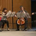 Cuarteto de corda orquestra Clásica de Vigo