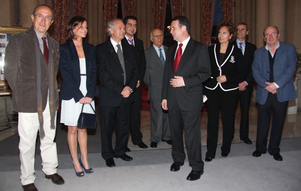 Reconquista 2011, nomeamento Vigueses Distinguidos e Medalla da Cidade - slide 15