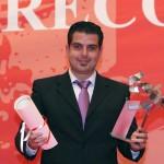 Roberto Giráldez (Presidente Agrupación Centros Deportivos y Culturales de Vigo)