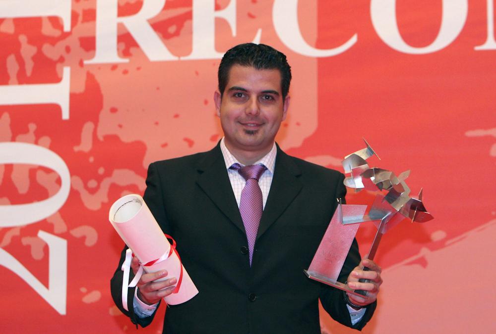 Reconquista 2011, nomeamento Vigueses Distinguidos e Medalla da Cidade - slide 8