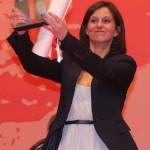 Paula García(Club Maniotas)