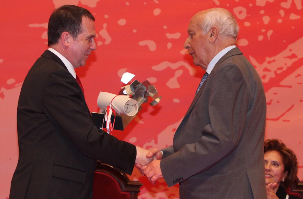 Reconquista 2011, nomeamento Vigueses Distinguidos e Medalla da Cidade - slide 6