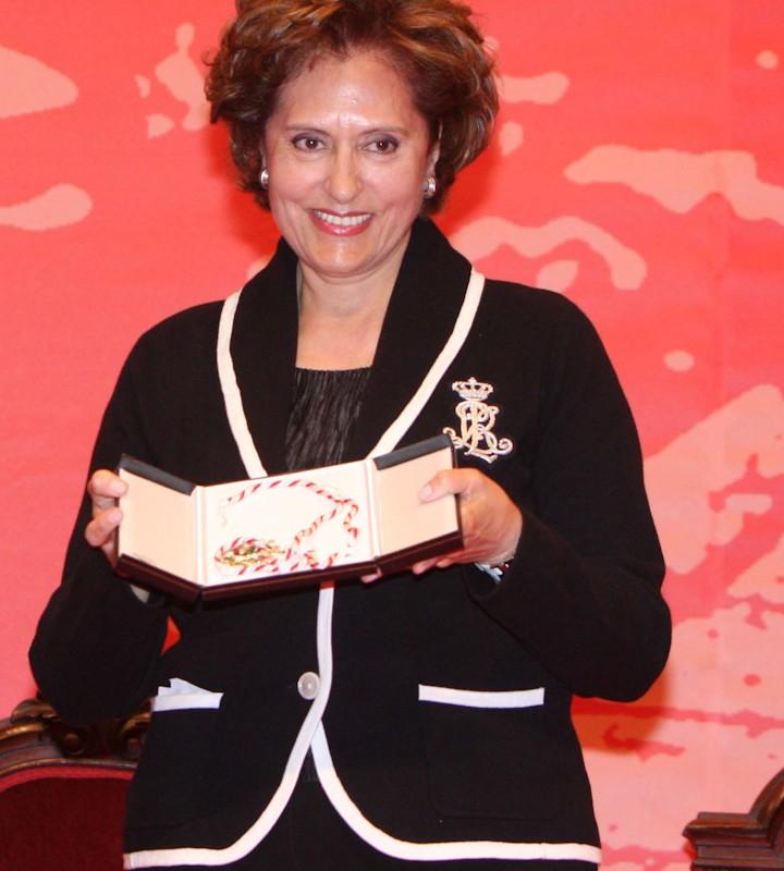 Reconquista 2011, nomeamento Vigueses Distinguidos e Medalla da Cidade - slide 14