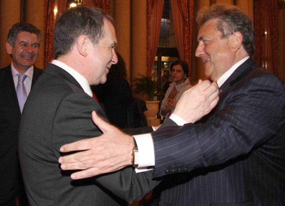 Reconquista 2011, nomeamento Vigueses Distinguidos e Medalla da Cidade - slide 16